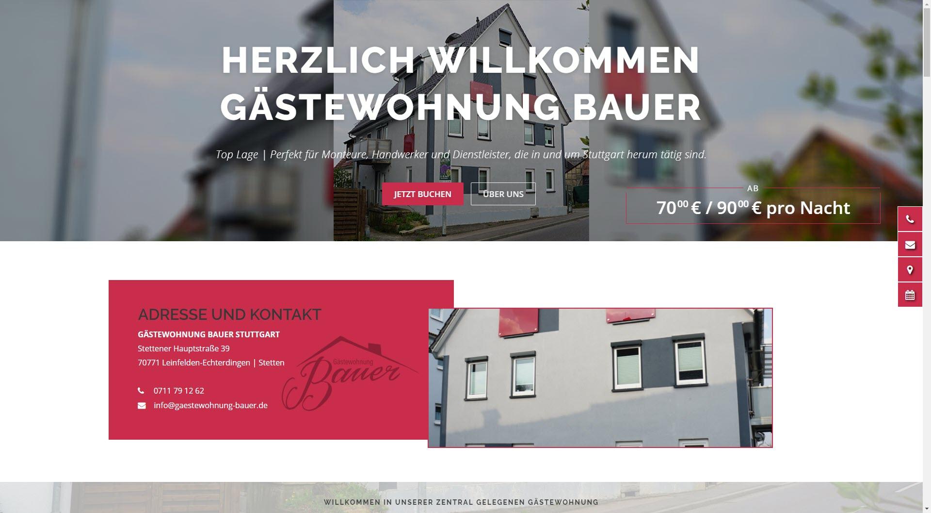Gästewohnung-Bauer