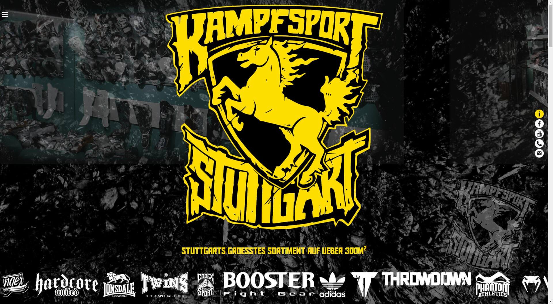 Kampfsportshop-Stuttgart